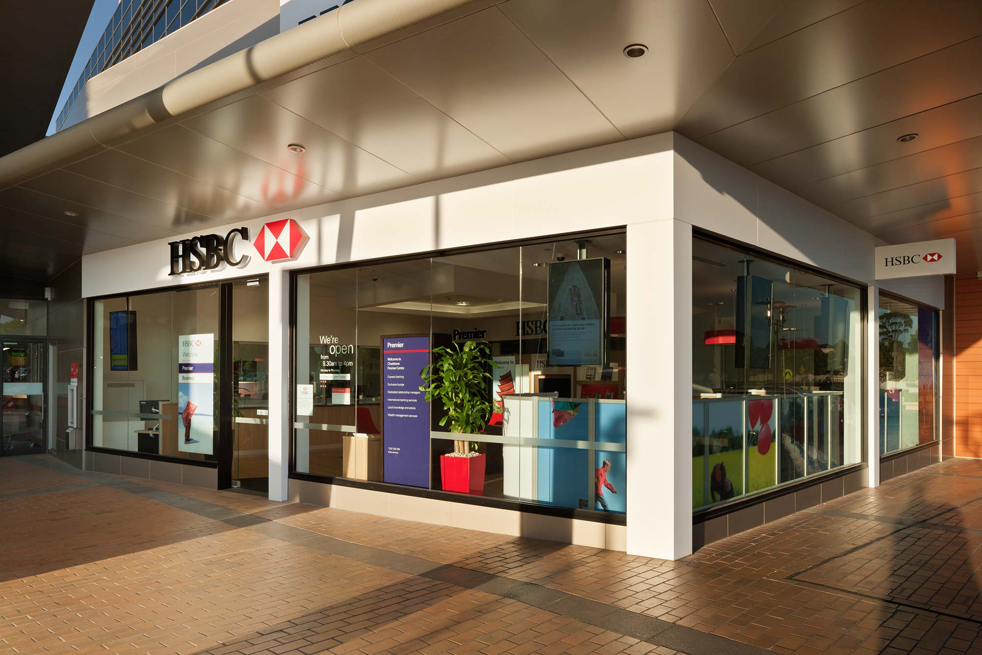 Alpha Project Management has helped HSBC with a retail branch rollout